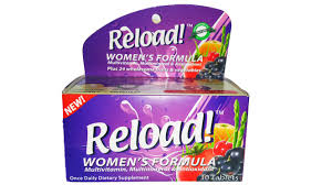 Reload Multivitamin – Reload For Women – 90 Tablets