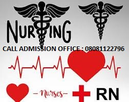 College of Nursing and Midwifery,Dept. of Nursing,Eleyele, Ibadan Admission form