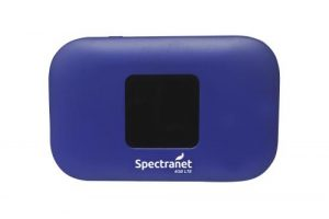 Spectranet 4g Lte Wireless Router + Free Massive Data And Unlimited Browsing