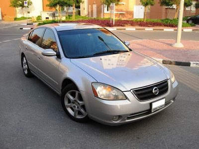 Nissan Altima 2002 2.5 Automatic