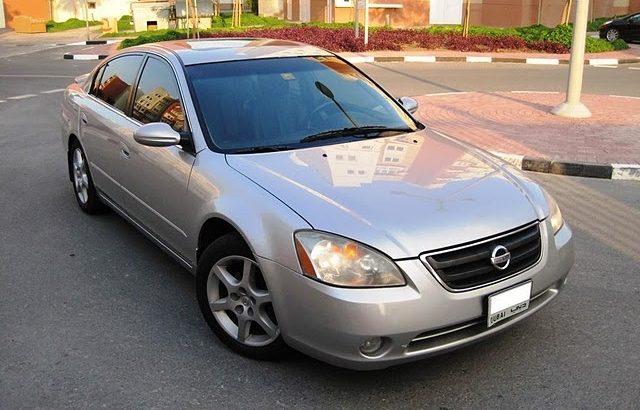Nissan Altima 2002 2.5 Automatic