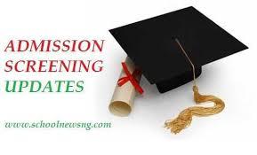 PAMO University of Medical Sciences, ADMISSION List For 2020/2021 1st Batch & 2nd Bat