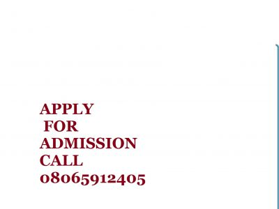 African University of Science & Technology, Abuja Post UTME Form 2020/2021 Admis