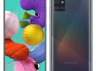 "Samsung Galaxy A51 6.5"" (6GB,128GB ROM) Android10.0"