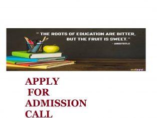 School Of Nursing (S.O.N.) Ogoja,2021/2022 NURSING Admission form 08065912405-08