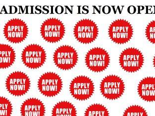 Benson Idahosa University, Benin City Admission Form,2021/2022 Direct Entry Form