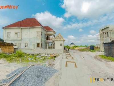 Land with Global CofO in awoyaya ibeju lekki