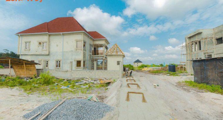 Land with Global CofO in awoyaya ibeju lekki