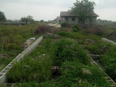 Land in Ilamija close to New international airport.