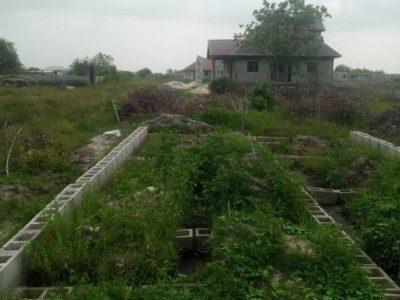 Land in Ilamija close to New international airport.