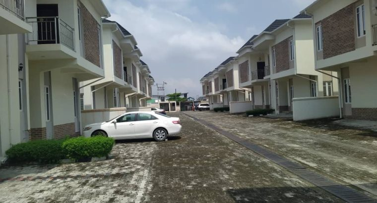 A 4 bedroom terrace duplex in osapa London