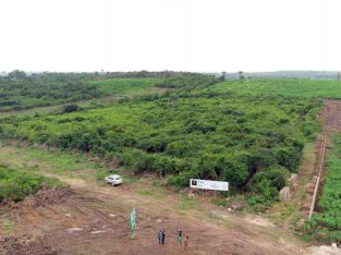 Land with excision in Eleran-igbe town ibeju lekki close to New international ai