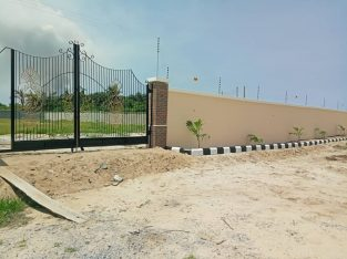 Land with gazette for sale at alatise