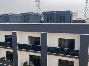 3 bedroom terraced duplex in VGC with Governor's consent.