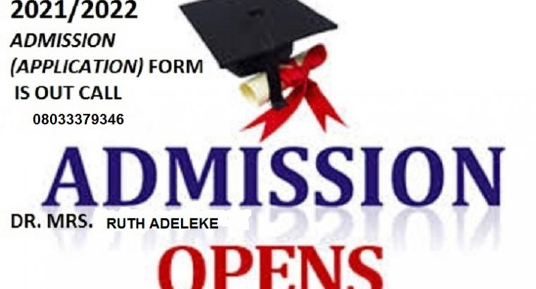 School of Nursing, Military Hospital, Yaba 2021/2022 Session Admission Forms ar