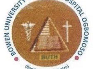 Bowen University Teaching Hospital (BUTH) School of Nursing admission