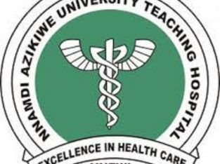 Nnamdi Azikiwe University Teaching Hospital Nursing School 2021/2022 Admission
