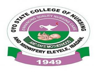 Oyo State College of Nursing and Midwifery application form s 2021/22 session
