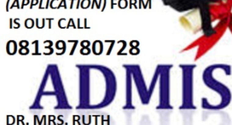 School of Nursing, (SON) Gwagwalada Admission Form is out call 08139780728