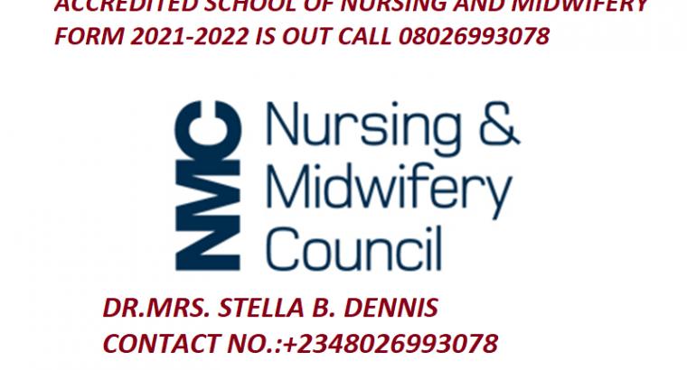 Oyo State School of Nursing Baptist Medical Centre saki Oyo 2021/2022 Admission