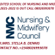 College of Nursing Obangede 2021/2022 Admission Form is out call 08026993078 for
