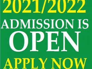 School Of Nursing, Bishop Shanahan Hospital, Nsukka NURSING FORM 2021/2022 Admis