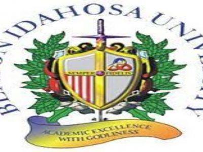 2021/2022 Benson Idahosa University Admission Forms(Direct Entry Form And Post U