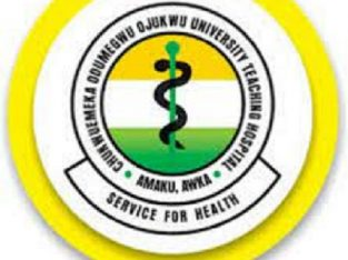 School of Nursing COOUTH Admission Form 2021/2022 Academic Session –How to Apply