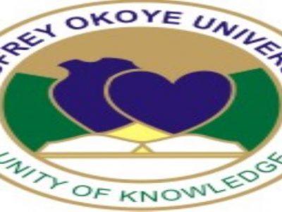 Godfrey Okoye University Transfer Form is out For 2021/22.Also Post Utme Form on