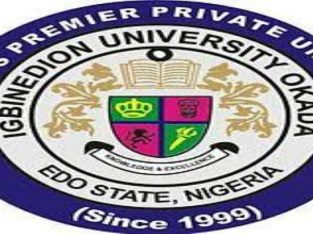 Igbinedion University Okada Benin City Admission List is Out For 2021/2022 (1st,