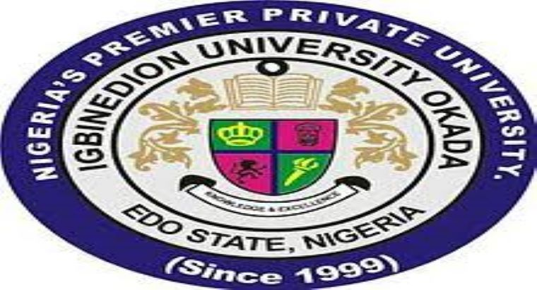 Igbinedion University Okada Transfer Form is out For 2021/22.Also Post Utme Form
