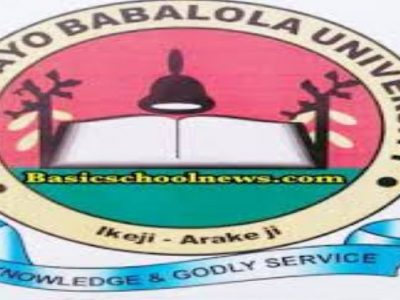 Joseph Ayo Babalola University 2021/2022 Admission List is Out (1st,2nd,3rd,4th