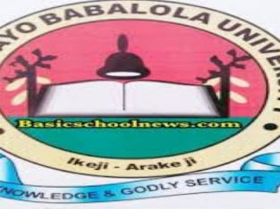 Joseph Ayo Babalola University Admission List is Out For 2021/2022 (1st,2nd,3rd