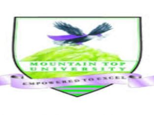Mountain Top University 2021/2022 Admission List is Out (1st,2nd,3rd,4th Batch E