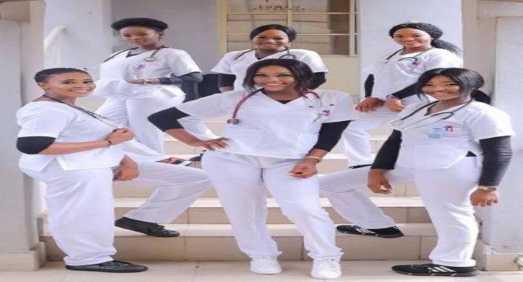 School of Nursing, Bishop Shanahan Hospital, Nsukka Form for 2021/2022 Admission