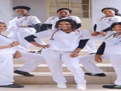 School of Nursing St. Gerald's Hospital, Kakuri Form for 2021/2022 Admission is
