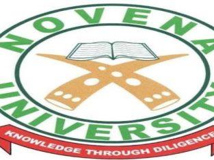 Novena University, Ogume 2021/2022 Admission List is Out (1st,2nd,3rd,4th Batch