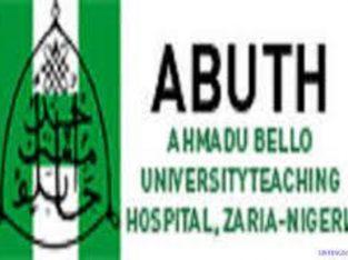 Ahamadu Bello University Teaching Hospital, Zaria 2021/2022 Session Admission