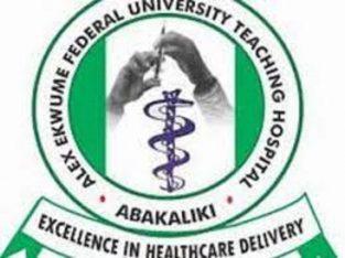 Alex Ekwueme Federal University Teaching Hospital, Abakaliki, 2021/22 Admission