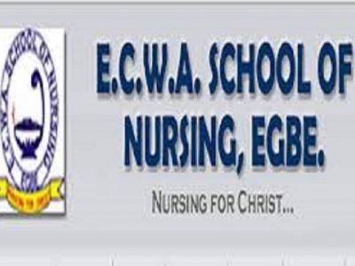 ECWA School of Nursing, Egbe 2021/2022 Session Admission Forms are on sales
