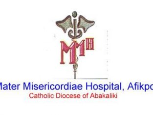 Mater Misericordiae Hospital,School of Nursing Afikpo 2021/22 Session Admission
