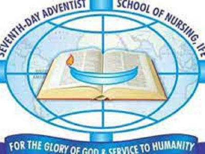 School of Nursing, Seventh Day Adventist Hospital,Ile-Ife 2021/22 Admission form