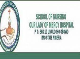 School of Nursing Umulogho, Obowo,Imo 2021/22 Session Admission Forms is out